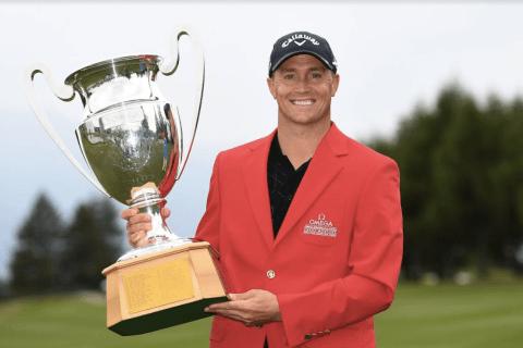 Alex Noren edged past Scott Hend to win the Omega European Masters