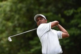 SSP Chawrasia shot 70 in the first round of the Italian Open