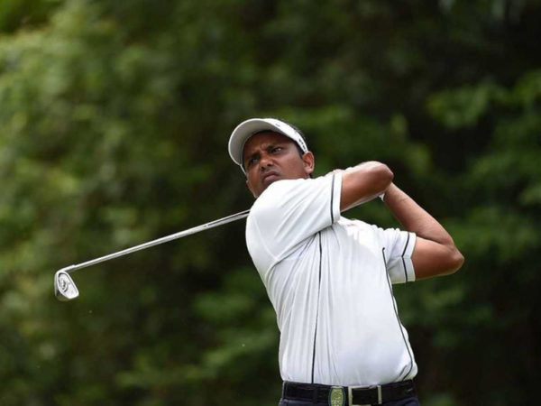 golf player shot 70 in the first round of the Italian Open