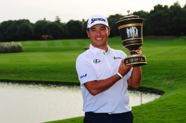 Hideki Matsuyama played exceptional golf this week and a second 66 helped him claim a commanding seven stroke victory in the WGC HSBC Champions. Henrik Stenson and Daniel Berger finished in joint second.