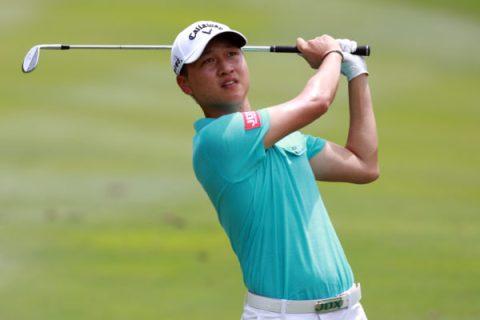 Jeunghun Wang of South Korea