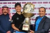 Jeunghun Wang won Commercial Bank Qatar Masters 2017