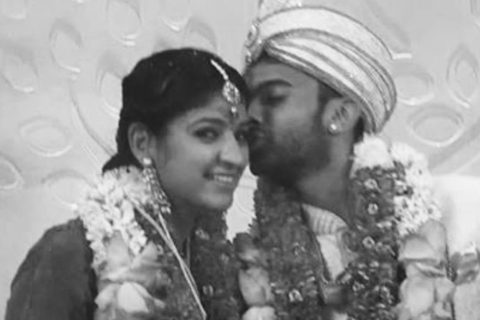 Neha Tripathi Is Married
