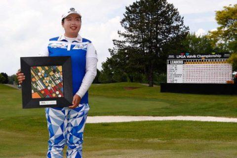 Shanshan Feng wins LPGA Volvik Championship Title