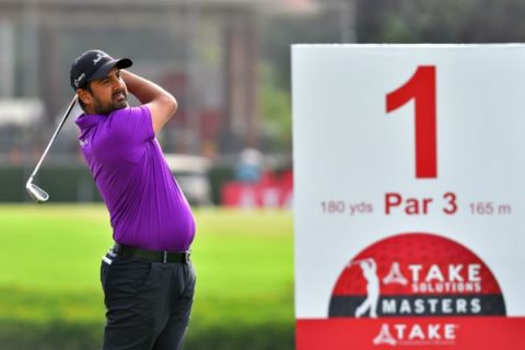 Shiv Kapur at Take Solutions Masters Preview