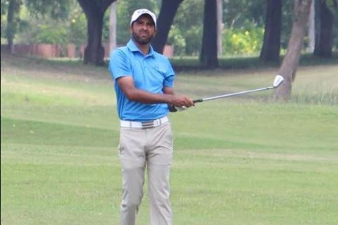 Amrdip Sinh Malik leads rd 2 of Kenville Open 2017