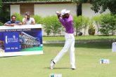 Samarth Dwivedi leads Round 1 of Kensville Open 2017