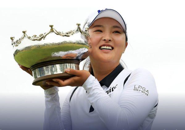 Jin Young Ko wins ISPS Handa Women's Australian Open 2018