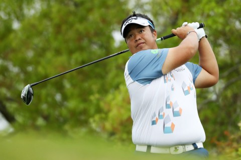 Kiradech Aphibarnrat in the WGC Dell Match Play