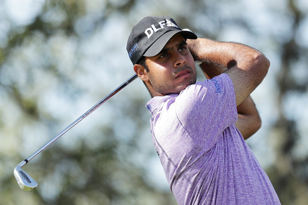 Shubhankar Sharma in WGC Dell Match Play - Round 1 - Zimbio Images