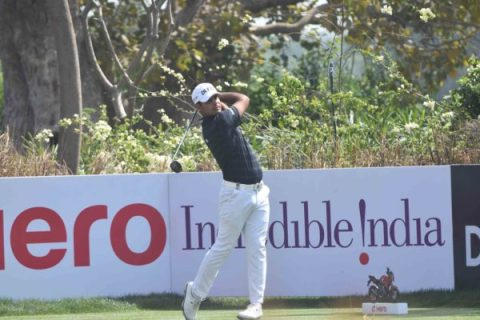 Shubhankar_Sharma finished T7 in Hero Indian Open 2018