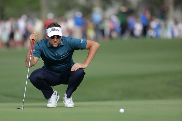 Ian Poulter leads by one after round three of RBC Heritage
