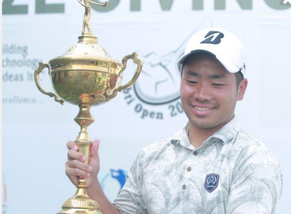 Kazuki Higa wins BTI Open 2018