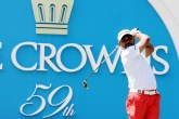 Rahil Gangjee enjoyed a good week in the Crowns event on the Japan Golf Tour