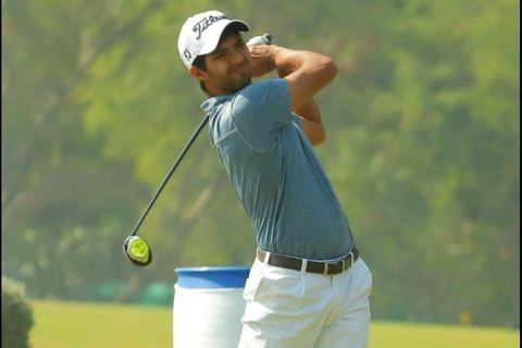 Dhruv Sheoran makes it two wins in two weeks on PGTI Feeder Tour with victory at Faridabad