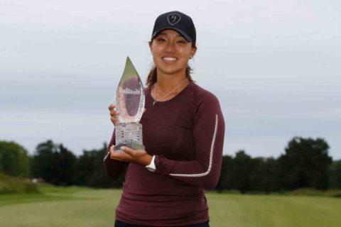 Annie Park wins ShopRite LPGA Classic