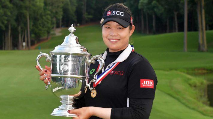 Ariya Jutanugarn wins U.S. Women's Open