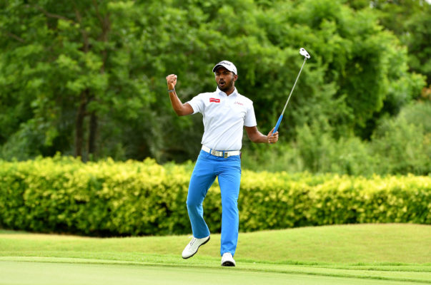 BANGKOK-THAILAND-S.Chikkarangappa of India pictured Thursday June 7, 2018, during round one of the Thailand Open at the Thai Country Club, Bangkok, Thailand - a USD$ 300.000 Asian Tour event. Picture by Paul Lakatos/Asian Tour.