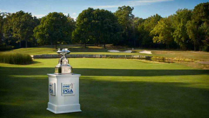 KPMG Women's PGA Championship at Kemper lakes Golf Club from June 26 - July 1.
