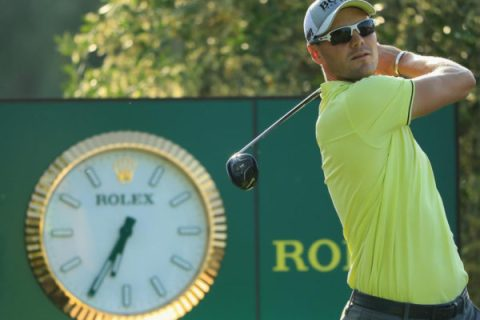 Martin Kaymer shot 63 in the Italian Open