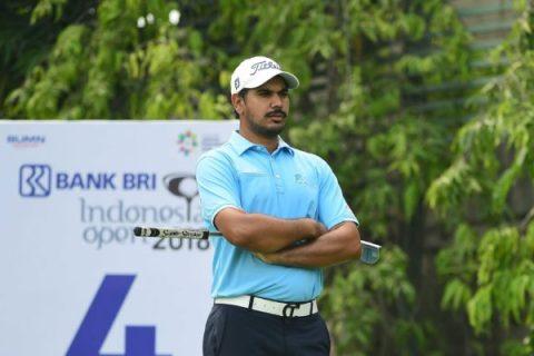 Bhullar eyes historic hat-trick at the Bank BRI Indonesia Open