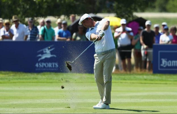 Bryson DeChambeau leads second round at Porsche European Tour