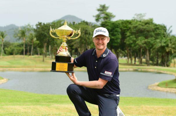 Justin Harding wins Royal Cup