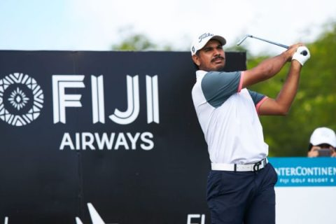 Gaganjeet Bhullar leads rd 3 of Fiji International