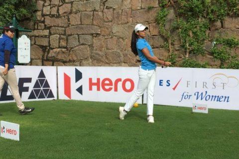 Tvesa Malik-Leg 12-Hyderabad Golf Club