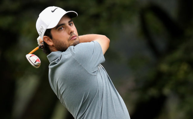 Abraham Ancer leads rd 3 of Dell Technologies Championship
