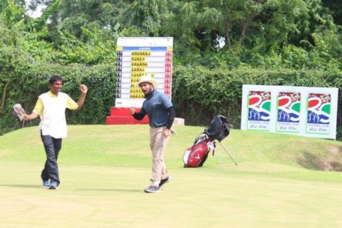 Patna youngster Aman Raj secures maiden title with clinical final round 65 at Jaipur Open 2018