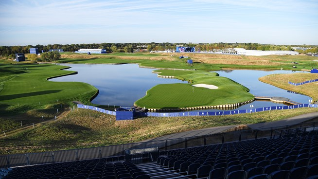 Le Golf National is the venue of the 42nd Ryder Cup