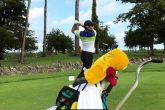New Zealand sures to 36 hole lead