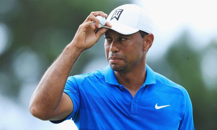 Tiger Woods at the TOUR Championship- PGA TOUR Image