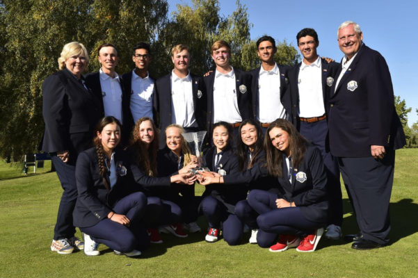 United States retains Junior Ryder Cup