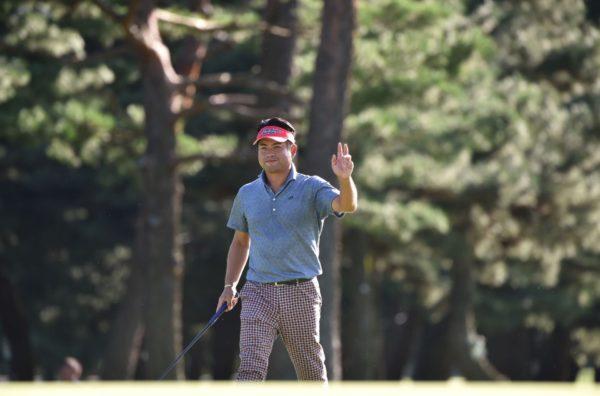 Yuta Ikeda in the Diamond Cup