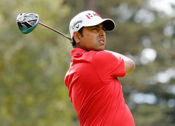 Anirban Lahiri at the Safeway Open on the PGA TOUR