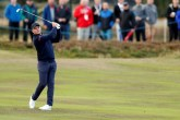 Eddie Pepperell shot a hole-in-one in the second round of the British Masters