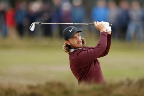 Tommy Fleetwood at the British Masters - European Tour Image