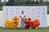 Victor Perez won the Foshan Open