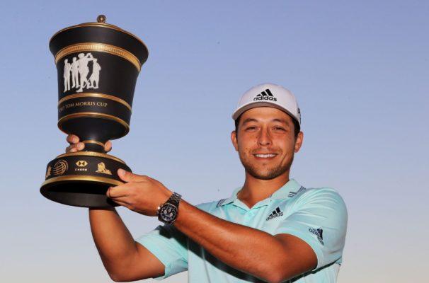 Xander Schauffele wins WGC-HSBC Champions