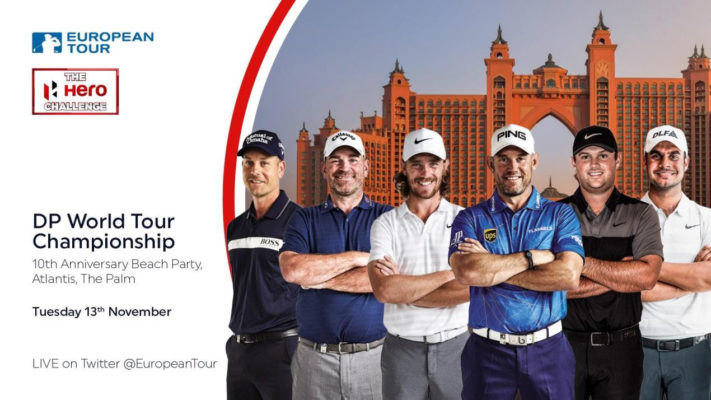 Elite field to feature at DP World Tour Championship