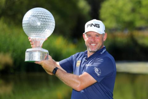 Lee Westwood was unassailable with his final round 64