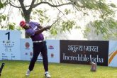 Mohammad Sanju at the Digboi Golf Links