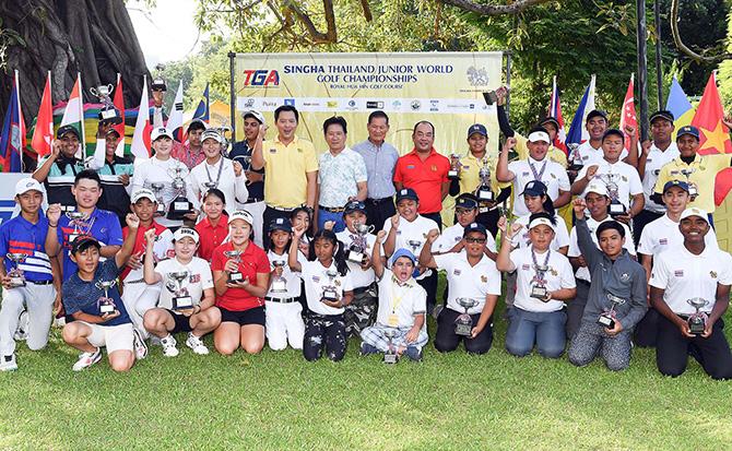 STJWGC - Junior World Golf Championship