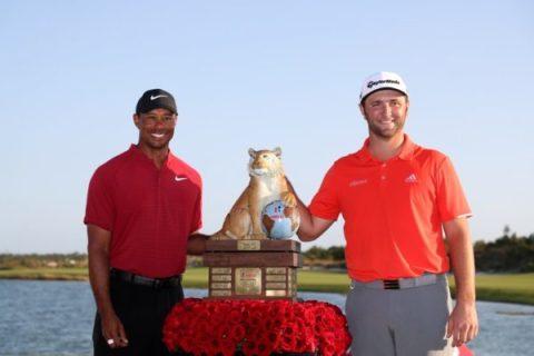 Jon Rahm played brilliant Sunday golf to win the Hero World Challenge