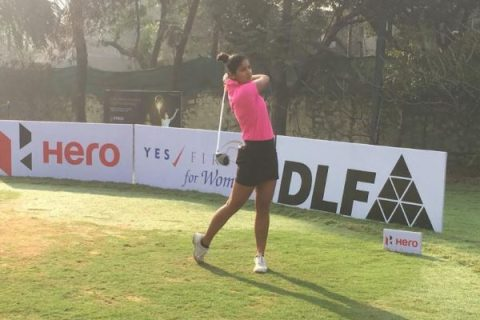 Neha Tripathi wins First leg of Hero WPGT 2019
