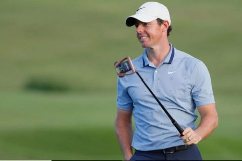 Rory McIlroy shares lead at Arnold Palmer Invitational