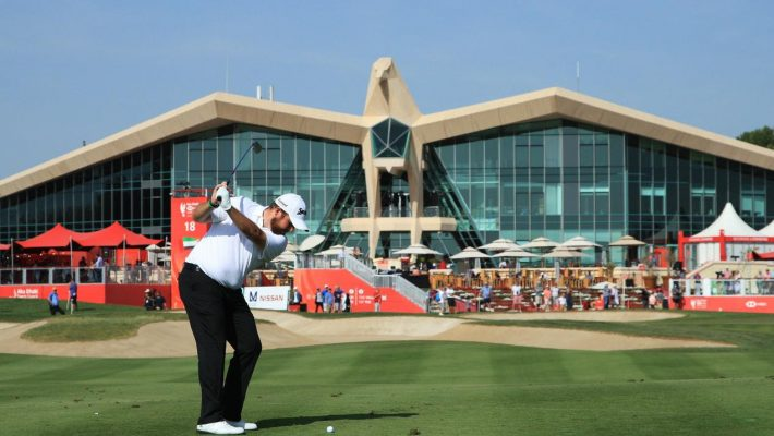 Shane Lowry continues to lead Rd 2 of Abu Dhabi HSBC Championship