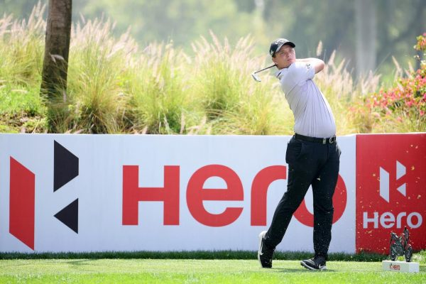 Callum Shinkwin shared third round lead at Hero Indian Open - Photo Credit Getty Images